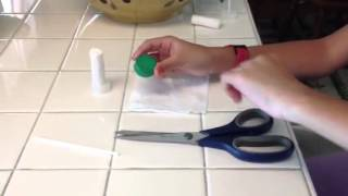How To Make A Paper Towel Holder For Your Ag