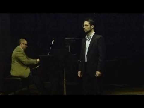 ARTUR CIMIRRO - FLEURS DU MAL Op.21 No.1