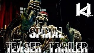 KILLER INSTINCT (2013) - Spinal Teaser Trailer HD