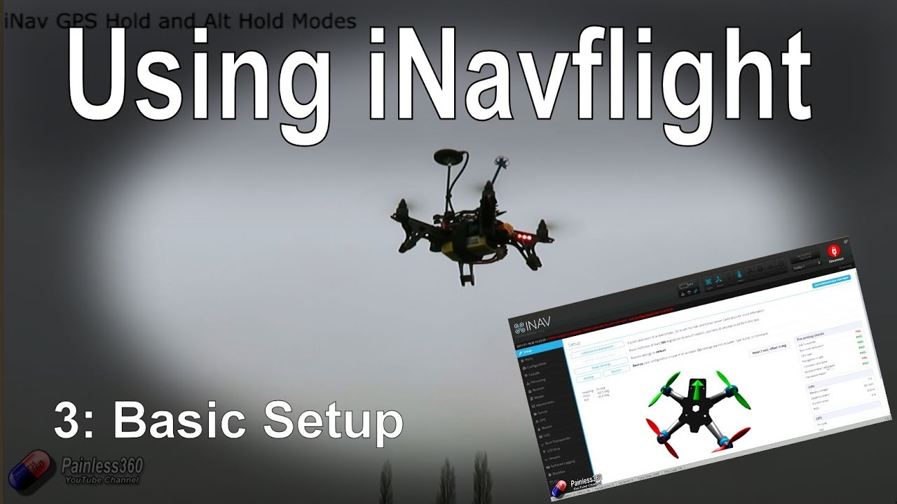 Building A 'Smart' Plane with iNav - Article #4 - HobbyKing News
