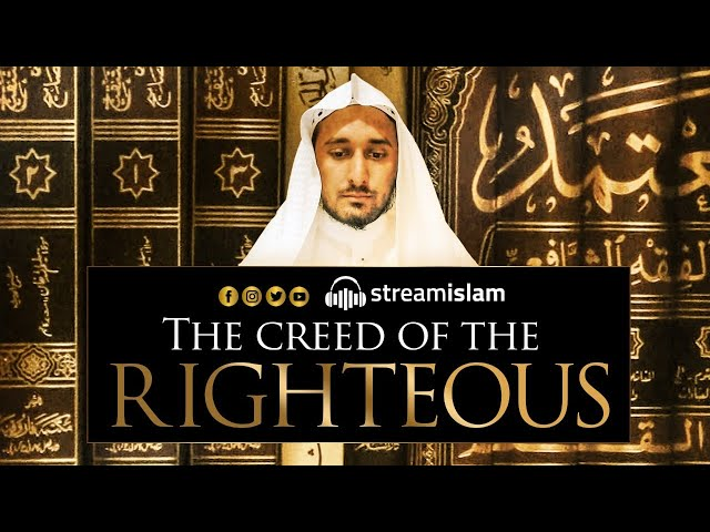 #3 𝘼𝙛𝙩𝙚𝙧 𝙆𝙣𝙤𝙬𝙡𝙚𝙙𝙜𝙚 𝘾𝙤𝙢𝙚𝙨 𝘼𝙘𝙩𝙞𝙤𝙣 || The Creed of the Righteous