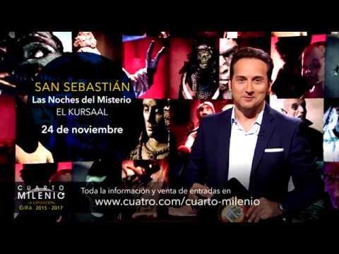 Las noches del misterio llegan a San Sebastián - YouTube