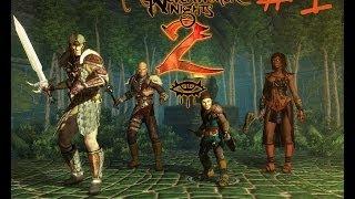 Прохождение Neverwinter nights 2 часть 1 Введение