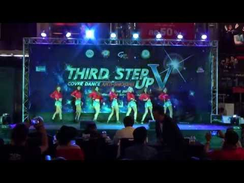 160619 [Wide] Angelpluz cover AOA - Short Hair + Good Luck @THIRD STEP UP 5th Cover Dance