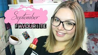 SEPTEMBER FAVES | ilamakeup02♡