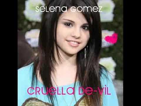 Cruella de Vil Selena Gomez