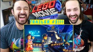 THE LEGO MOVIE 2: The Second Part – Official TRAILER 2 REACTION!!!