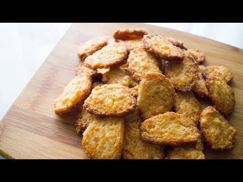 #16 Сырные снеки / Cheese snacks