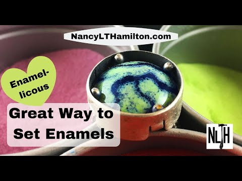 "Stone Setting: Creating A ""Frame"" Setting for Cabochons - Part 1 