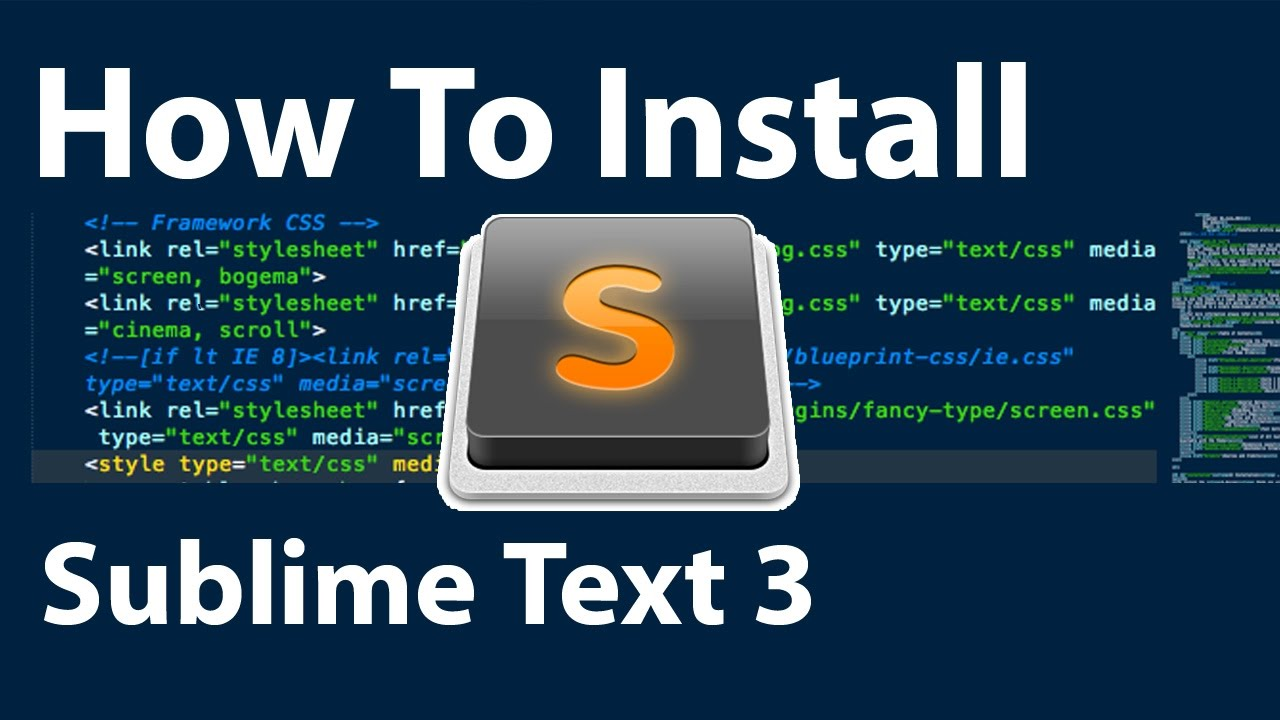 How to install sublime text 3 hindi hindidevtuts tech show ep10 how to install sublime text 3 hindi hindidevtuts tech show ep10 malvernweather Images