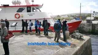A trip to Inishbofin-Island