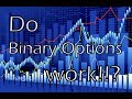 Are Binary Options Work !!?