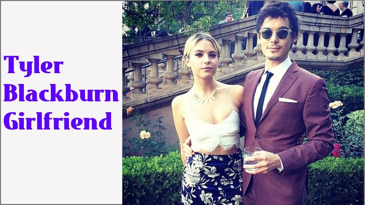 ashley benson and tyler blackburn dating in real life