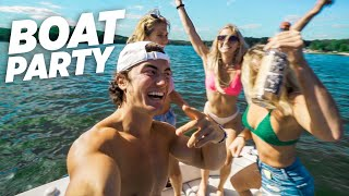 WILD SUMMER BOAT PARTY