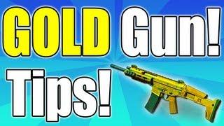 MW3 Tips - FAST Gold Guns! (Modern Warfare 3 Tips)