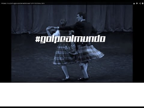 PROMO: PULENTA @GLASGOW MERCHANT CITY FESTIVAL 2013