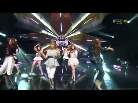 Girls' Generation SNSD - The Boys