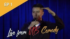Bataa   Episode 1   Live from UB Comedy   S1