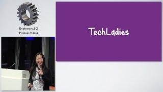 Opening remarks - TechLadies Graduation Ceremony