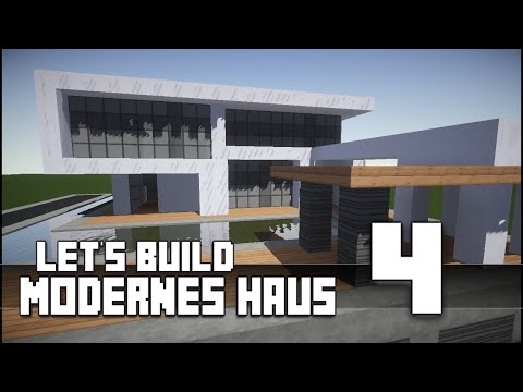 Full download minecraft modernes haus 1 hd for Modernes haus minecraft