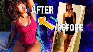 How I Got Thicker! Food Vlog (Bri Hall)