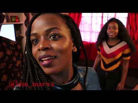 Kenyan girls 😋😋😋 SHOWS me Dancing Skills ft. Sharon Waniz    iam_marwa thumbnail
