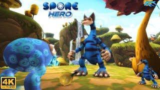 Spore Hero - Wii Gameplay 4k 2160p (DOLPHIN)