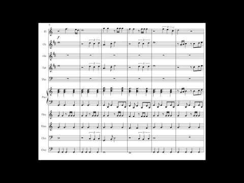Pokémon Red/Blue/Yellow Title Theme Concert Band Arrangement