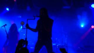 Amorphis Drowned Maid live 2015