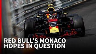 The threat to Red Bull's status as Monaco GP favourite