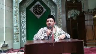 Kultum bakda Zuhur Ust. Ahmad Ali MD ttg Kurban, Masjid An-Nahdlah PBNU, 9-8-'17