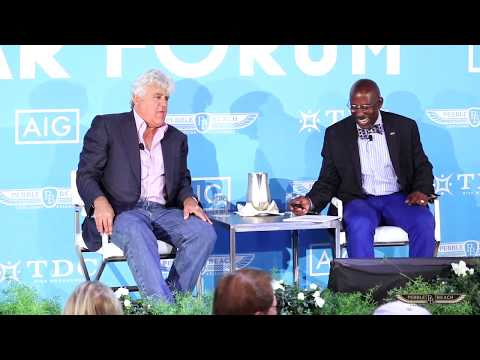 Full Forum: Jay Leno & Donald Osborne at the 2017 Pebble Beach Classic Car Forum