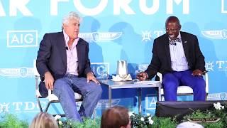 Full Forum: Jay Leno & Donald Osborne at the 2017 Pebble Beach Classic Car Forum