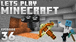 iJevin Plays Minecraft - Ep. 36: WITHER VS CROSSBOW! (1.14 Minecraft Let's Play)