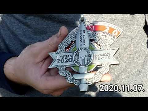 Spartan Spirnt Honor Race Veszprém 2020