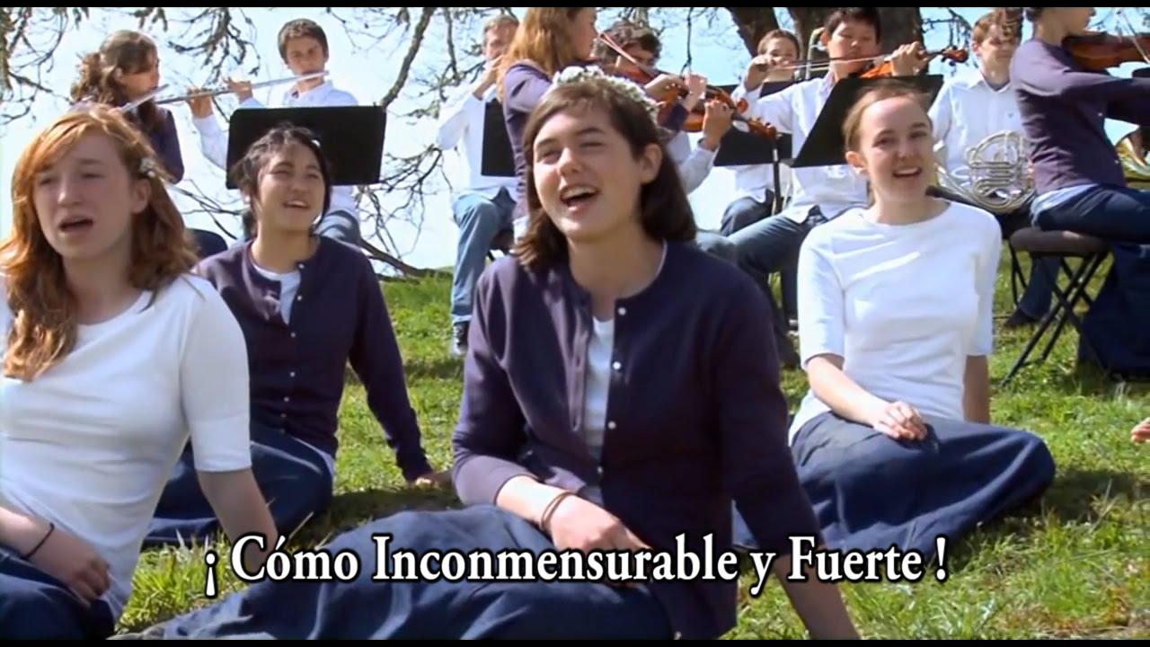 EL AMOR DE DIOS - Fountainview Academy