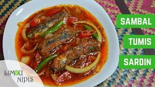 For video recipe in english, please watch it here: https://www.youtube.com/watch?v=-I9k0b0oB14 Resepi: - 200g ikan sardin bersama kuah sardin - 3 biji ...