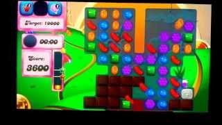 Candy Crush Saga Bug in Level 80