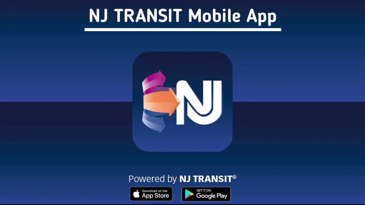 NJ TRANSIT App Jan 2019