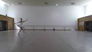 Sugar Plum Fairy and Myrtha | Studio Rehearsals | 2017 thumbnail