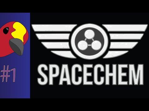 SpaceChem #1 - Games For Smart Peopls |