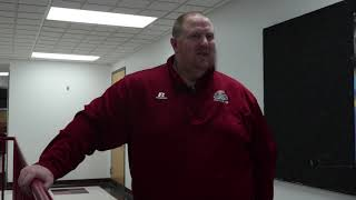 Red Devil Football: Interview with Coach Kilmer at Lowel High School