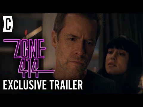 Zone 414 Trailer Exclusive: Guy Pearce, Matilda Lutz, Travis Fimmel