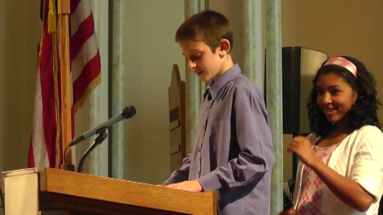 St. Mary's Sixth Grade Graduation  6-15-12