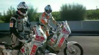 Rally Heroes Legend Paris Dakar DVD-Trailer Contiger Rally Team Austria