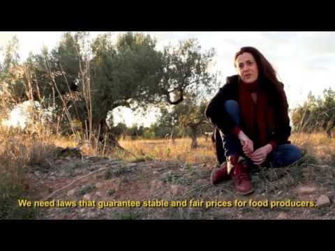 Feeding Europe: food sovereignty and agro-ecology