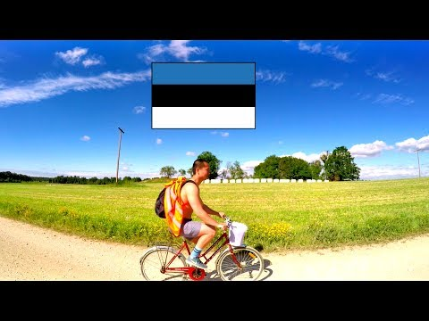 Bike Across Estonia | Day 1 | Keila - Saula | 45 KM