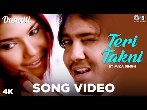 Teri Takni Song Video By Mika Singh - Dunalli   Best Of Mika Singh   Punjabi Hits