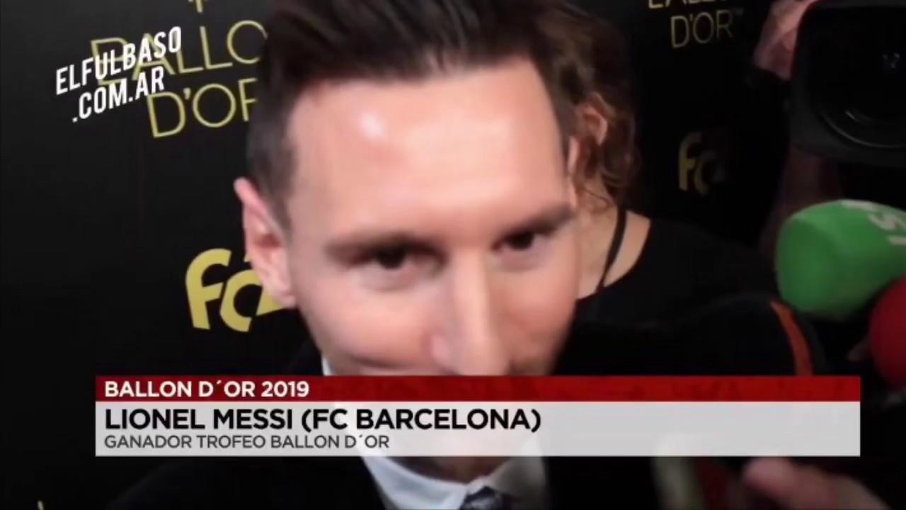 #MESSI #Balondor 2019 | Entrevistas: #Alisson, #Lewandowski, #Deligt | #ElFulbaso #JUEGUE