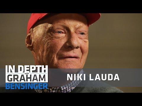 Niki Lauda: Battling Bernie Ecclestone for millions